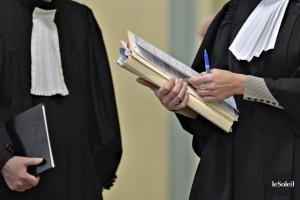 Deux magistrats