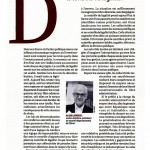 Tribune de Alain Lambert dans la Gazette des communes